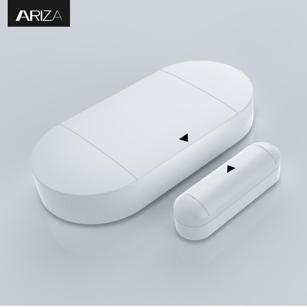130db Door Open Chime Alert Wireless Magnetically Door Window Alarm Sensor with Remote Controls Featured Image
