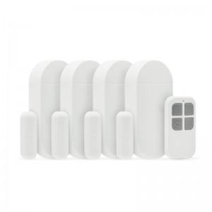 Smart home security alarm system anti burglar wireless remote control door sensor alarm