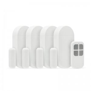 433 Magnetic Sensor Door window burglar Alarm with remote control