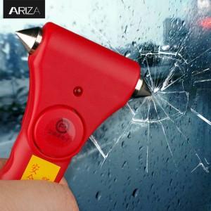 Auto Safety Hammer Seatbelt Cutter  Safety Belt Cutter Vehicle Escape Tool Lifehammer  Emergency Escape Tool Vehicle Emergency Hammer