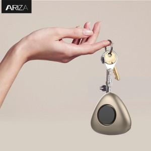 Hot New Products Door Lock Alarm Key - Students Women Kids Elderly Explorer SOS Emergency Self-Defense Safe Siren Sound LED Key chain Triangle Personal Alarm – Ariza