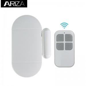 DIY bonolo ho kenya le phahameng 120 DB phala e tlatsang lerata Wireless Home Security Door Window Burglar Alarm
