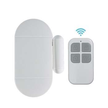 120DB Loud Sound Home Security Burglar Alarm System Magnetic Sensor Loud Alarm For Door Window  Open Alarm Device