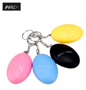 Normal egg – shaped 130dB Loud Sound Alarm Self Defense Personal Alarm