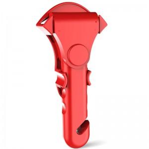 Low MOQ for Tool Window Breaker Black Emergency Car Safety Hammer