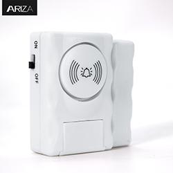 Home Antitheft Alarm System Magnet Sensor Loud 120 DB Siren Door Window Weker