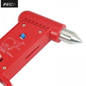 Vehicle Glass Breaker Tool Seat Belt Cutter Anti Theft Alarm Car Emergency Hammer