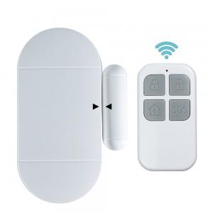 remot kontrol weker keamanan ngarep weker keamanan nirkabel weker sensor lawang sistem